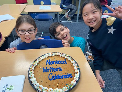 Celebrating Writing in Fifth Grade Reading/Language Arts