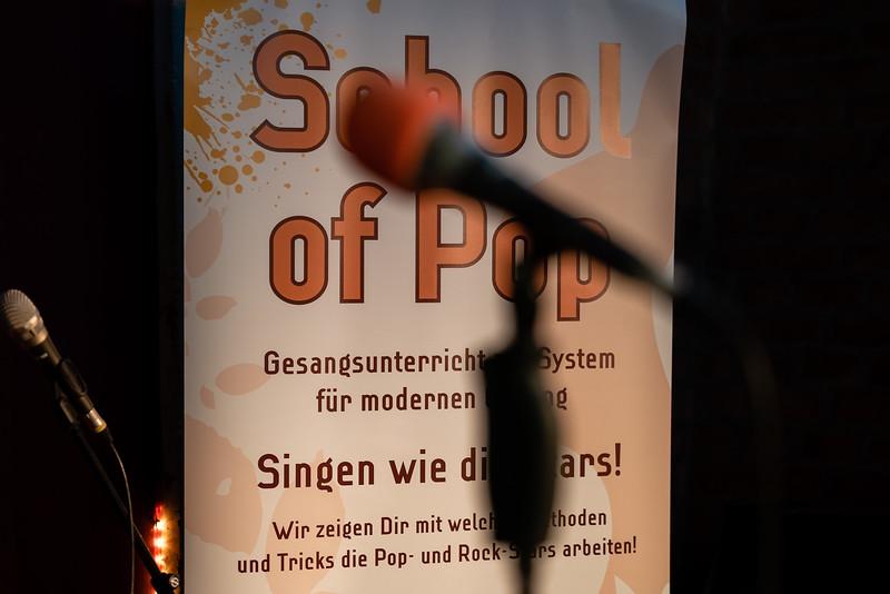 School of Pop - Events
