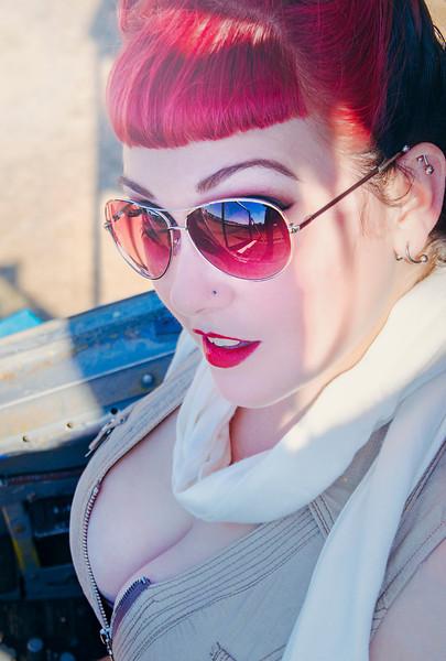 Model: Veronica Virgo