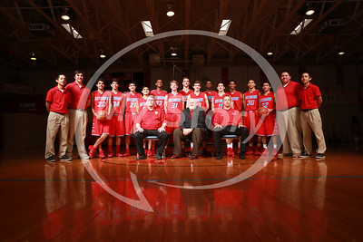Antonian Boy Basketball 2014 Portraits