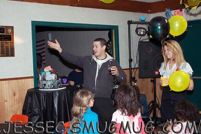 Manny's Surprise Zombie Birthday 2011-12-17