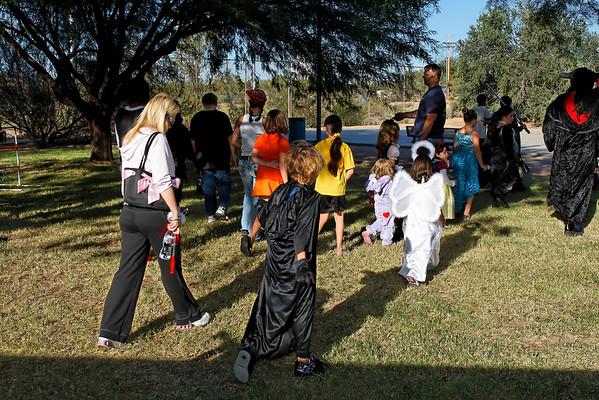 AKKA Karate - 2007 Halloween Party