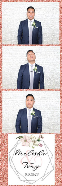 Malesha & Tony Wedding - August 5, 2019