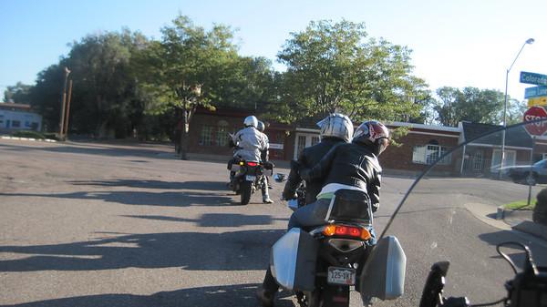 CI Riders to Aspen-Sept 2012