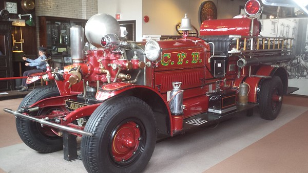 Cincinnati Fire Museum - 24 Nov. '16