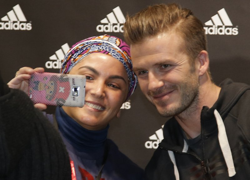 ". <p>10. (tie) DAVID BECKHAM <p>We REALLY didn�t need to hear about his first �selfie.� (previous ranking: unranked) <p><b><a href=\'http://www.nydailynews.com/sports/soccer/david-beckham-endured-gross-hazing-ritual-article-1.1532576\' target=""_blank\""> HUH?</a></b> <p>    (AP Photo/Francois Mori, File)"