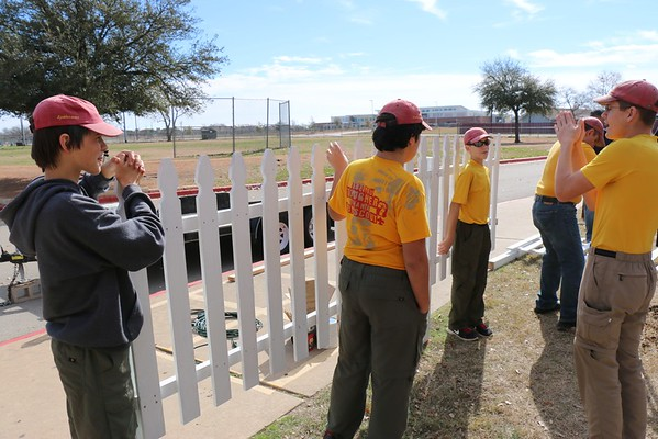 03-30-2015 Eagle Scout Garden Project