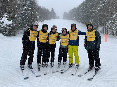 Hiver 2019 - Activités de ski