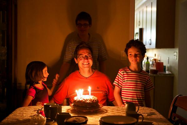 August Roadtrip - Reggie's Birthday