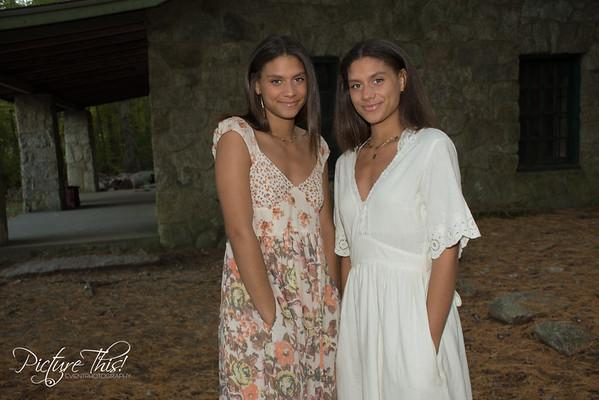 Gabrijela and Natalija