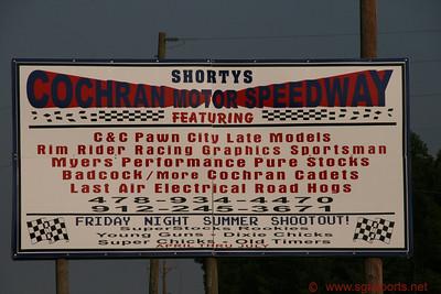 Cochran Motor Speedway May 31,2008