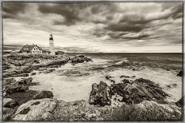 Lighthouses and other attractions near freeport, Maine