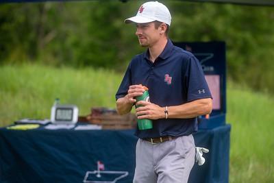 Golfer Evan Davis plays in NCAA Tournament