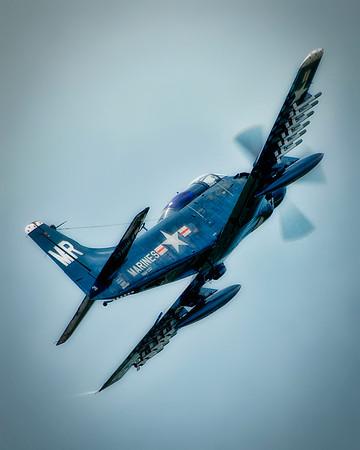 Douglas EA-1E Skyraider