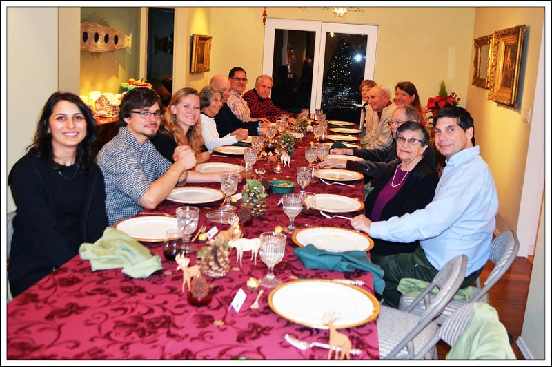 Christmas Day Dinner 2015