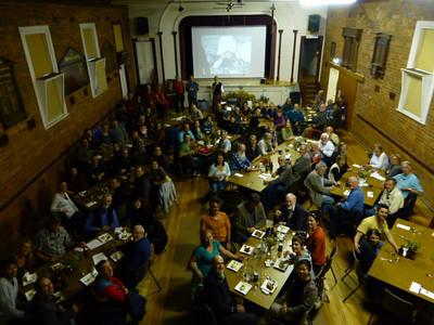 VCC 60th Anniversary dinner