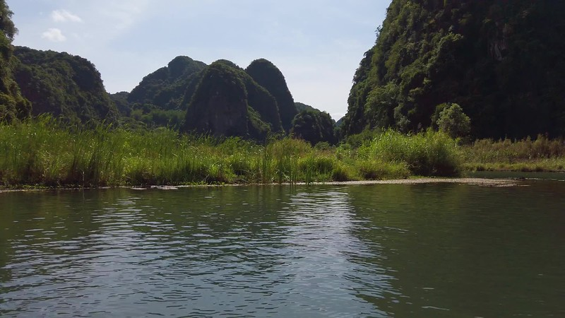 Vietnam - Trang An, Ninh Binh.mp4