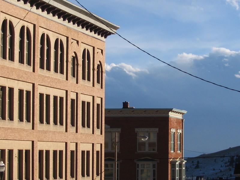 Downtown Victor, Colorado