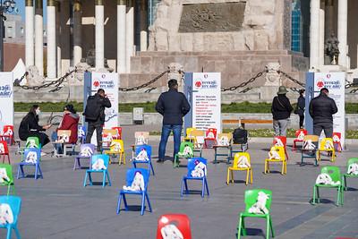 """Монголын эмэгтэйчүүдийн холбоо """"Олон улсын охидын өдөр"""" буюу өнөөдөр """"БҮҮВЭЙ-БҮҮ АЙГ"""" бүжингийн суултыг зохион байгууллаа"""