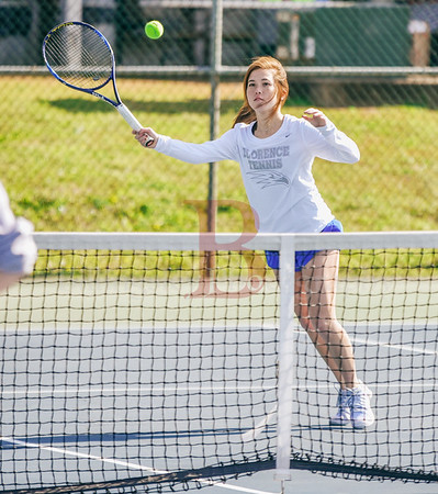 Florence Tennis 3-for 21-18