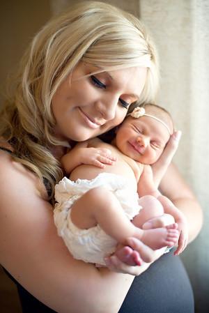 Tatum Temple Newborn Photos