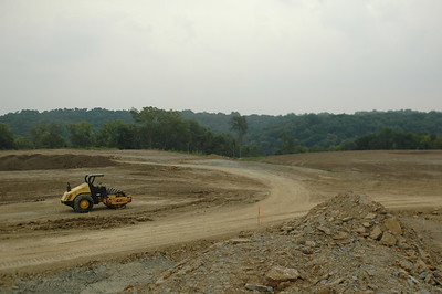 Panther Athletic Complex Construction
