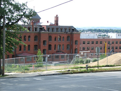 Saint Josephs Hospital Demolition