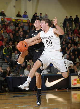 Archbishop Mitty vs. Southridge (2012 Les Schwab Invitational)