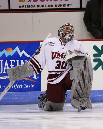 University of Massachusetts Mens NCAA Ice Hockey 2008-2009 I