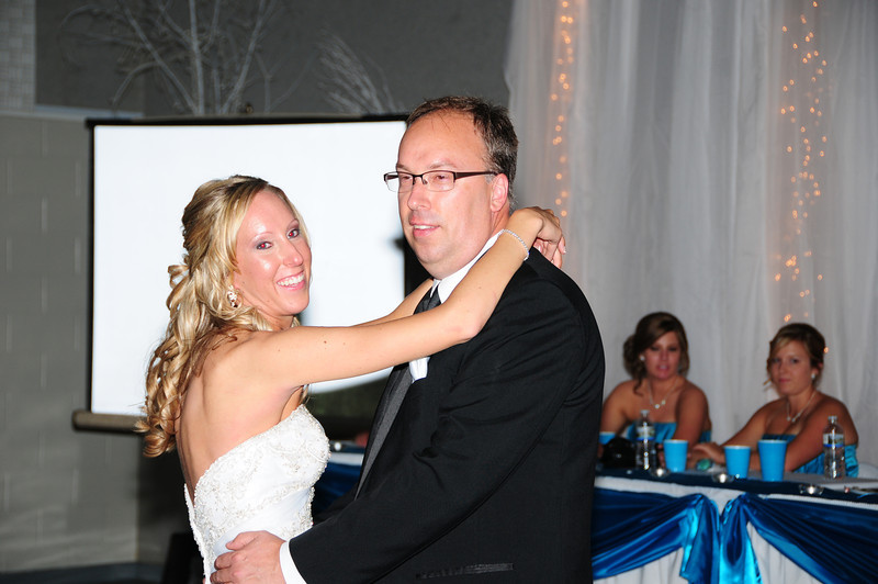 Derek Olson & Rachelle Ives Wedding