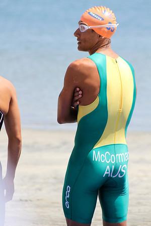 ITU San Diego Triathlon Elite Men