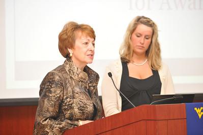 27574 WVU Corporate Social Responsibility Awards April 2011