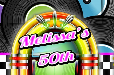 Melissa's 50th Birthday Party!