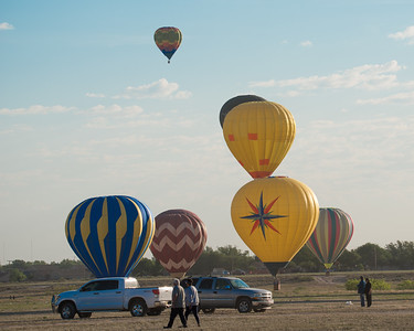 20150506 Roswell Old Timers Balloon Fest