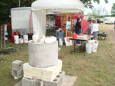 Blissfest Pottery 08