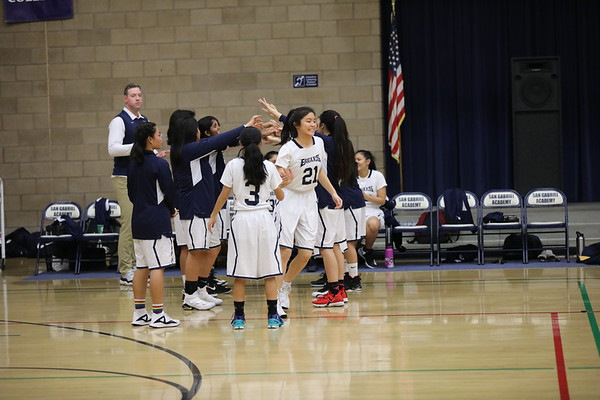 GVBB vs Rosemead High 2/8/18