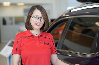 Village Nissan Staff Pics
