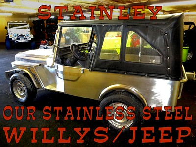 STAINLEY OUR SS WILLYS