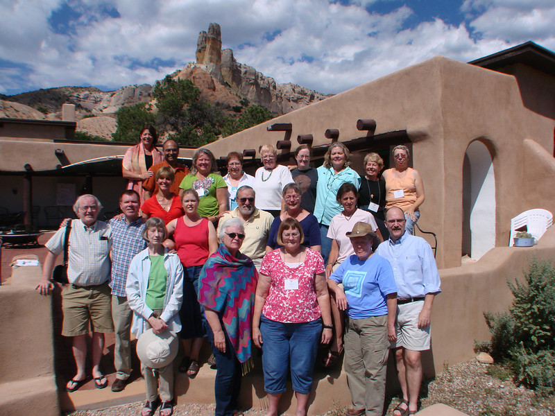 We came from all over the country in order to participate in the Spiritual Journey week in August, 2011. A number of us have now finished the first year of the Spiritual Direction Formation and Training Program, and we are happy to share our reflections  about our experiences in the following video clips. http://stillpointca.org/ghostranch.html http://www.ghostranch.org/courses-and-retreats/stillpoint