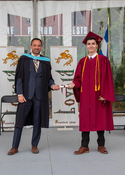 Conferring of Diplomas