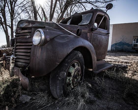 Old Steel