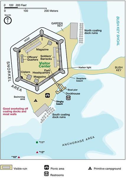 Dry Tortugas National Park (Garden Key)