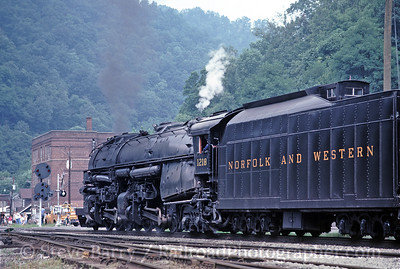 Norfolk Southern Steam Program