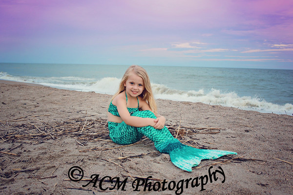 Brynlee the Mermaid