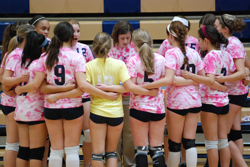 Oswego East Vs Oswego  (Volley for the Cure) 008.JPG
