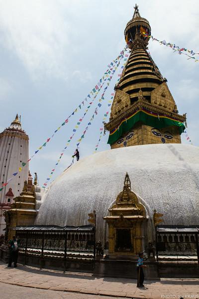 Swayambhunath Stupa 2