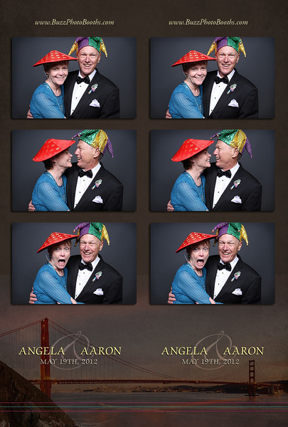 Angela and Aaron