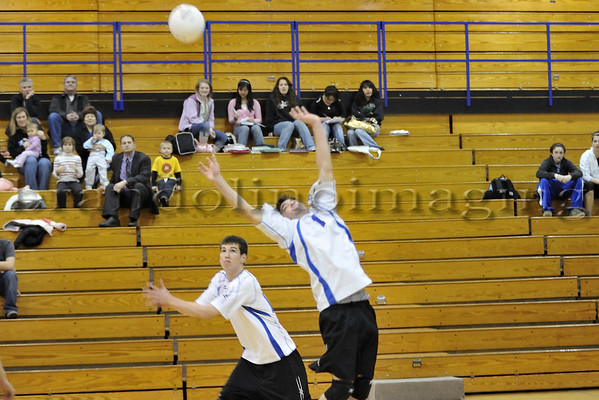 Lincoln-Way East Varsity Boys Volleyball (2008)