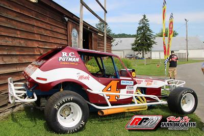 Fonda Speedway 7-24-21 Jann McGaffin