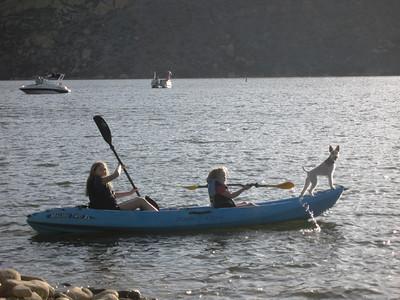bartlett lake may 08